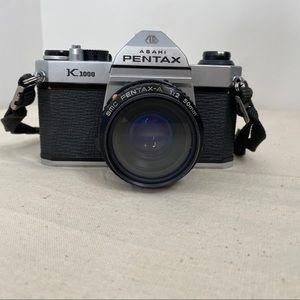 Pentax K1000 Original Accessories SMC Pentax-A 50m